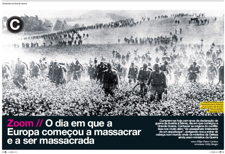 Cover - Grande Guerra
