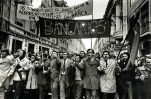 Manifestações 1975