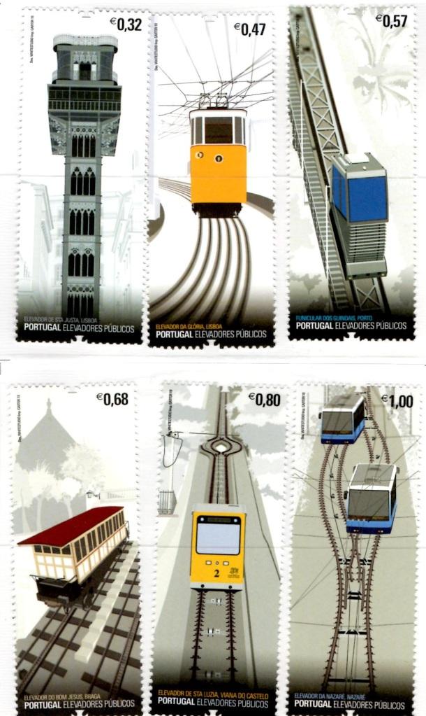 elevador - selos