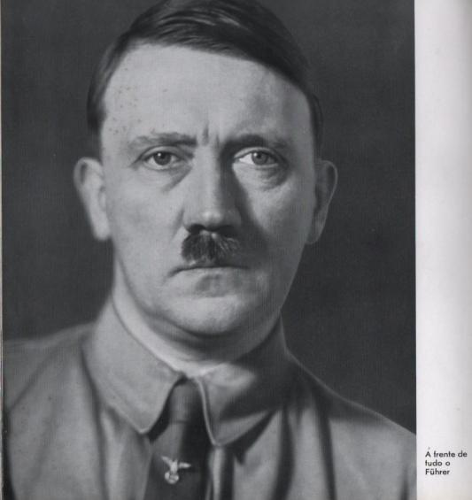 Fim - À frente de tudo o Fuhrer