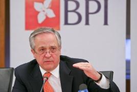 Lisboa - Conferência de Imprensa do BPI